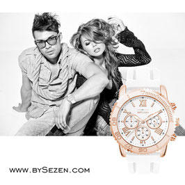 bySezen white Watch