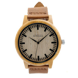 bySezen wood Watch Nature 05