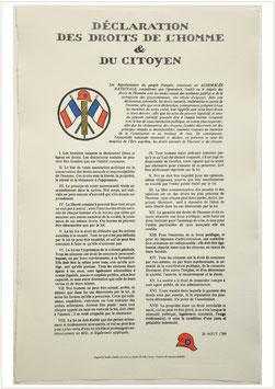 Déclaration de droits de l'Homme