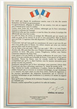Appel du 18 juin (Charles de Gaulle)