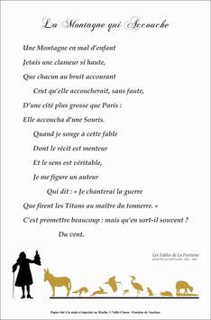 Poèmes de Jean de La FONTAINE