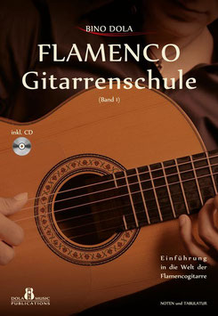 FLAMENCO Gitarrenschule Band1