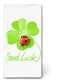 Good luck to you