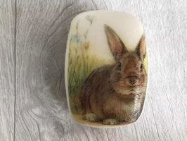 Seife - Hase Wiese