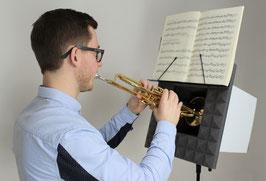 Musician Coat Trumpet & Flugelhorn