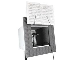Musician Coat Recording