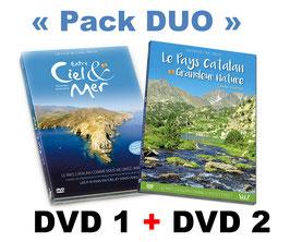 Pack Duo : DVD Vol.1 + DVD Vol.2