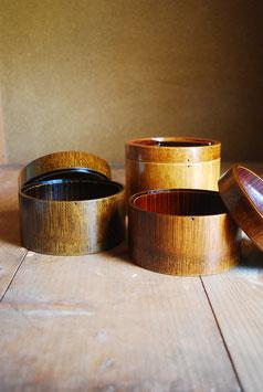 【受注製作】竹と漆の弁当箱
