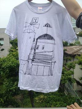 坂口恭平Tシャツ(2014)