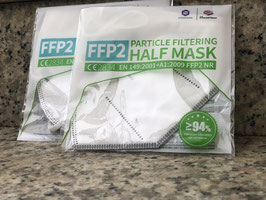 FFP2 Masken mit CE-Zertifikat