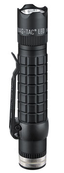Maglite Mag-Tec LED Rechargeable Crowned schwarz