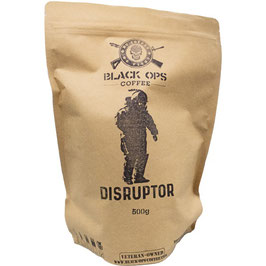 Black Ops Coffee Disrupter