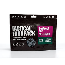 Tactical Foodpack Randensuppe mit Feta