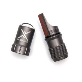 EXOTAC MATCHCAP  XL gunmetal
