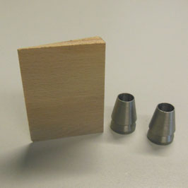 Ochsenkopf Befestigungssatz für schwere Äxte 3- teilig