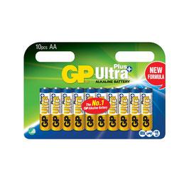 GP Batteries Ultra Plus Alkaline AA