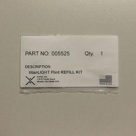 EXOTAC titanLIGHT Flint Refill Kit