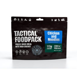 Tactical Foodpack Hühnchen mit Nudeln
