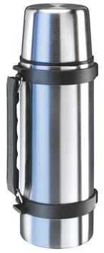 Isosteel Isolierflasche mit Griff 1,0l