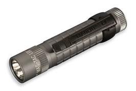 Maglite Mag-Tec LED 2-Cell grau