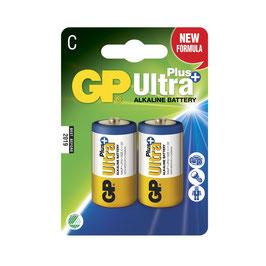 GP Batteries Ultra Plus Alkaline C