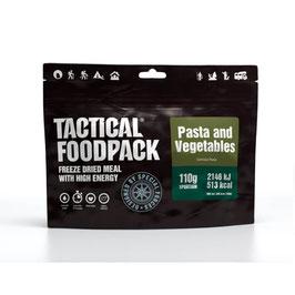 Tactical Foodpack Gemüse- Pasta
