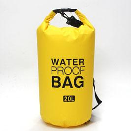 HD Dry Bag gelb