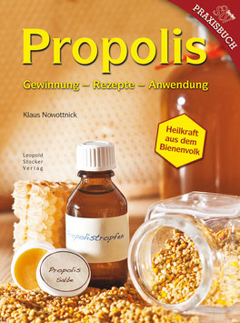 Propolis - Heilkraft aus dem Bienenvolk