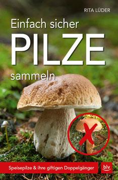 Einfach sicher Pilze sammeln