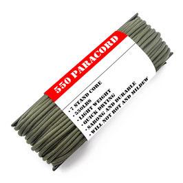 OS Paracord 550 Seil Army Green