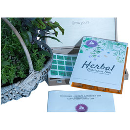 Farmer Panorama Chooseed Herbal Box