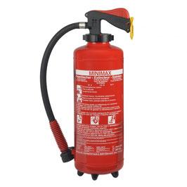 Minimax Schaum AF 6 Liter Fettbrand