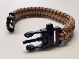 Paracord Armband Desert