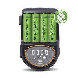 GP Batteries ReCyko Ladegerät H500