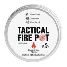 Tactical Foodpack Tactical Fire Pot