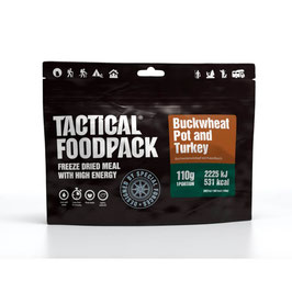 Tactical Foodpack Buchweizeneintopf mit Trutenfleisch
