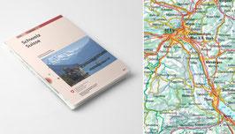 Operative Landeskarte der Schweiz  1:500'000