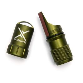 EXOTAC MATCHCAP  XL olivgrün