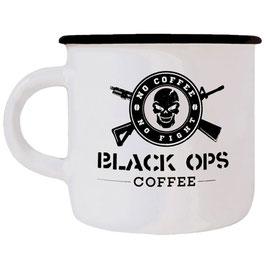 Black Ops Coffee Heavy Duty Becher