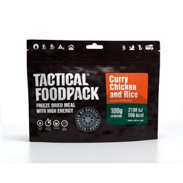 Tactical Foodpack Curryreis mit Hühnchen