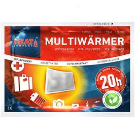 HEAT Multiwärmer 20 Stunden