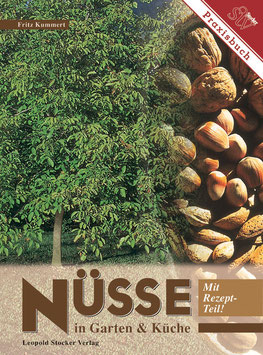 Nüsse in Garten und Küche