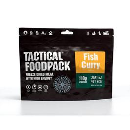 Tactical Foodpack Fischcurry mit Reis