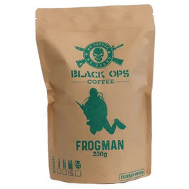 Black Ops Coffee Frogman