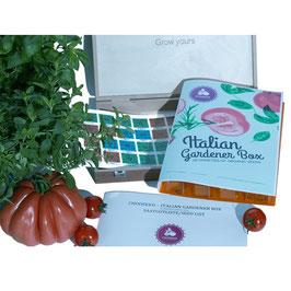 Farmer Panorama Chooseed Italian Gardener Box