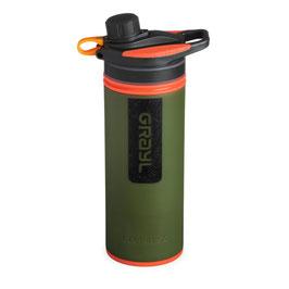 GRAYL Geopress Purifier Oasis Green