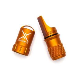 EXOTAC MATCHCAP  XL orange