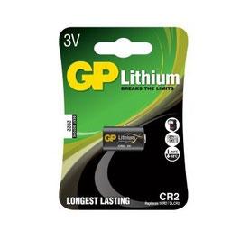 GP Batteries Lithium CR2