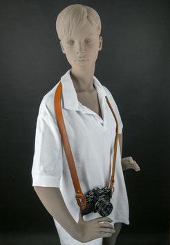 Kameragurt aus Leder / Modell 2019 / KG-S3