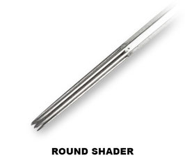 Aguja Round Shader Long Tape